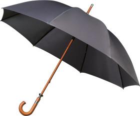 Relatiegeschenk Golfparaplu Falcone® met houten stok en haak