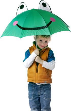 Relatiegeschenk Kinderparaplu Animal