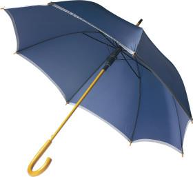 Relatiegeschenk Paraplu met reflecterende rand
