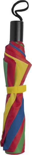 Relatiegeschenk Opvouwbare paraplu Easytravel bedrukken