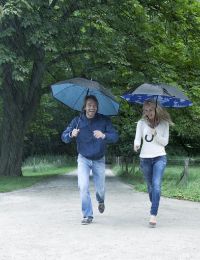 Relatiegeschenk Paraplu Weatherlooks bedrukken