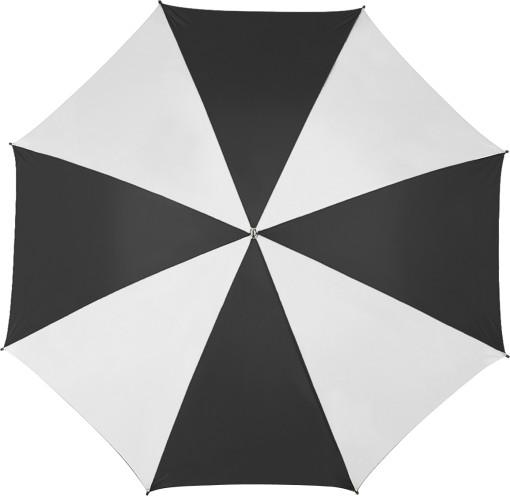 Relatiegeschenk Grote golfparaplu Combi bedrukken