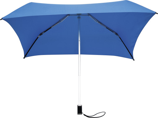 Relatiegeschenk All Square® Opvouwbare vierkante paraplu bedrukken
