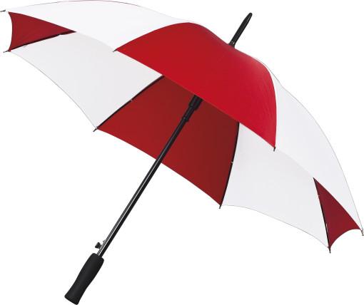 Relatiegeschenk Golfparaplu met EVA handvat bedrukken