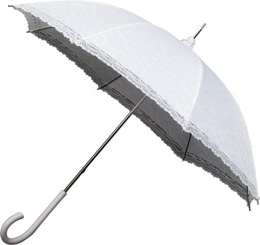 Relatiegeschenk Falcone® Damesparaplu Retro-Romantisch bedrukken