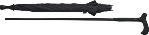 Relatiegeschenk Falcone® Wandelstokparaplu bedrukken