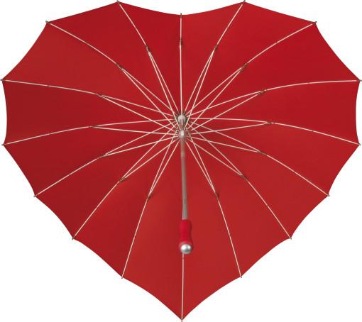 Relatiegeschenk Hartparaplu bedrukken